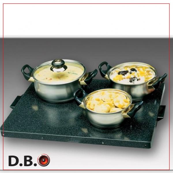 פלטה לחימום מזון - DBO השכרת ציוד לאירועים