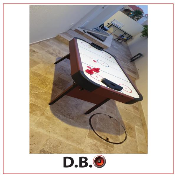שולחן הוקי אוויר להשכרה - DBO