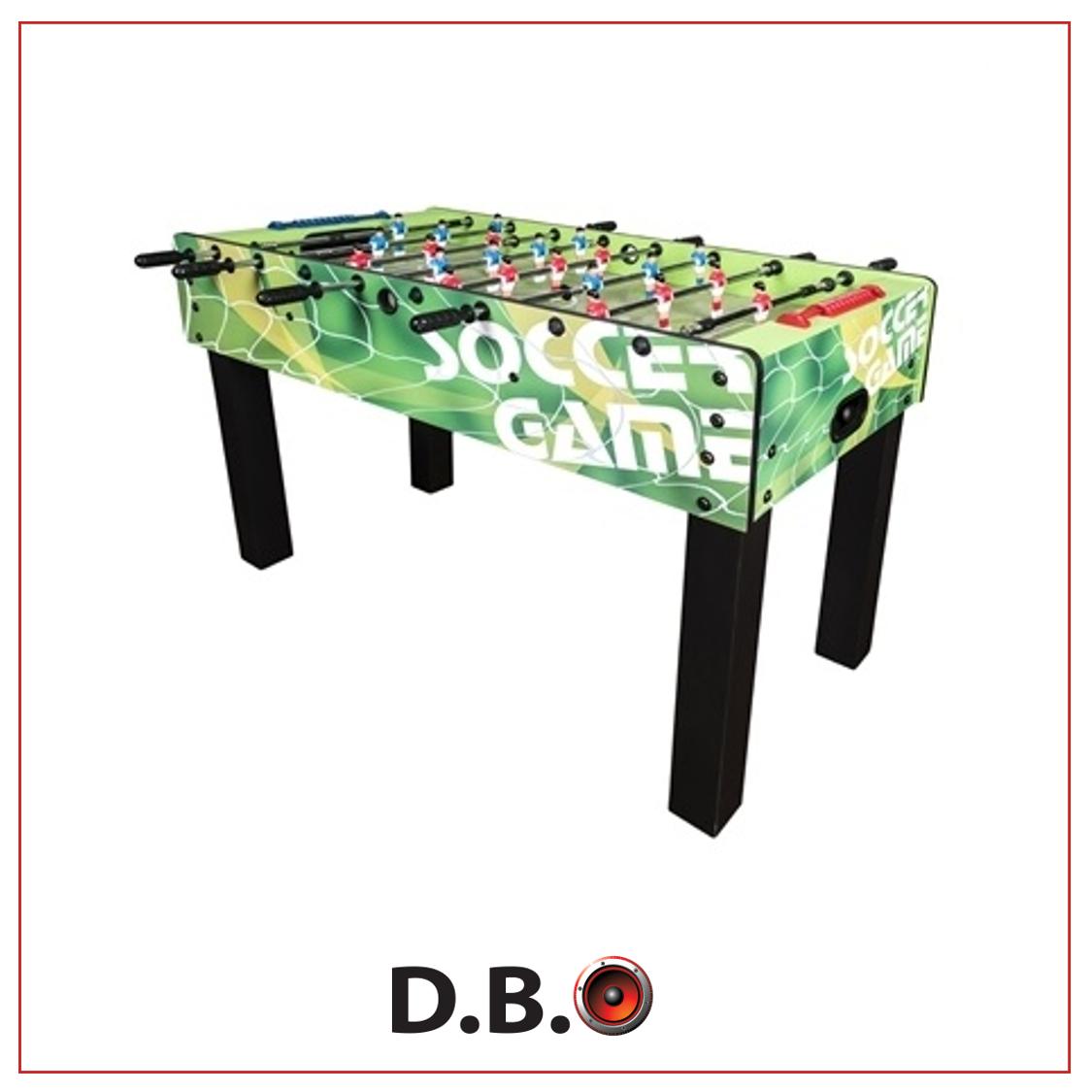 שולחן כדורגל להשכרה
