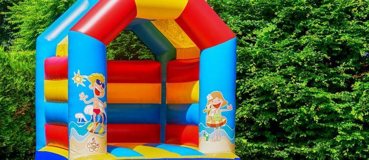 טיפים בטיחותיים חשובים בהשכרת מתנפחים באירוע לילדים